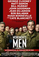 Film: MONUMENTS MEN-1